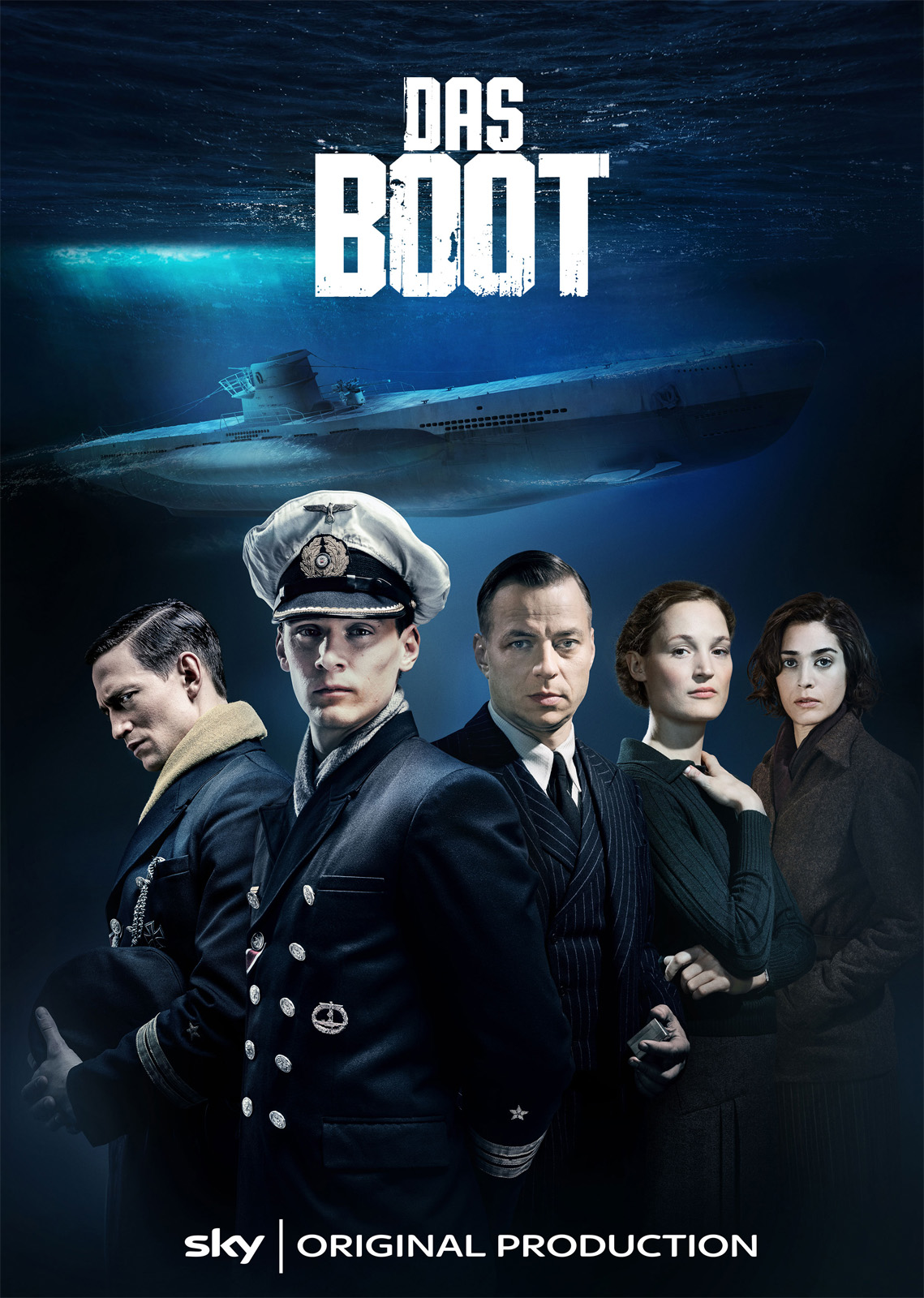 Das Boot Serie Trailer