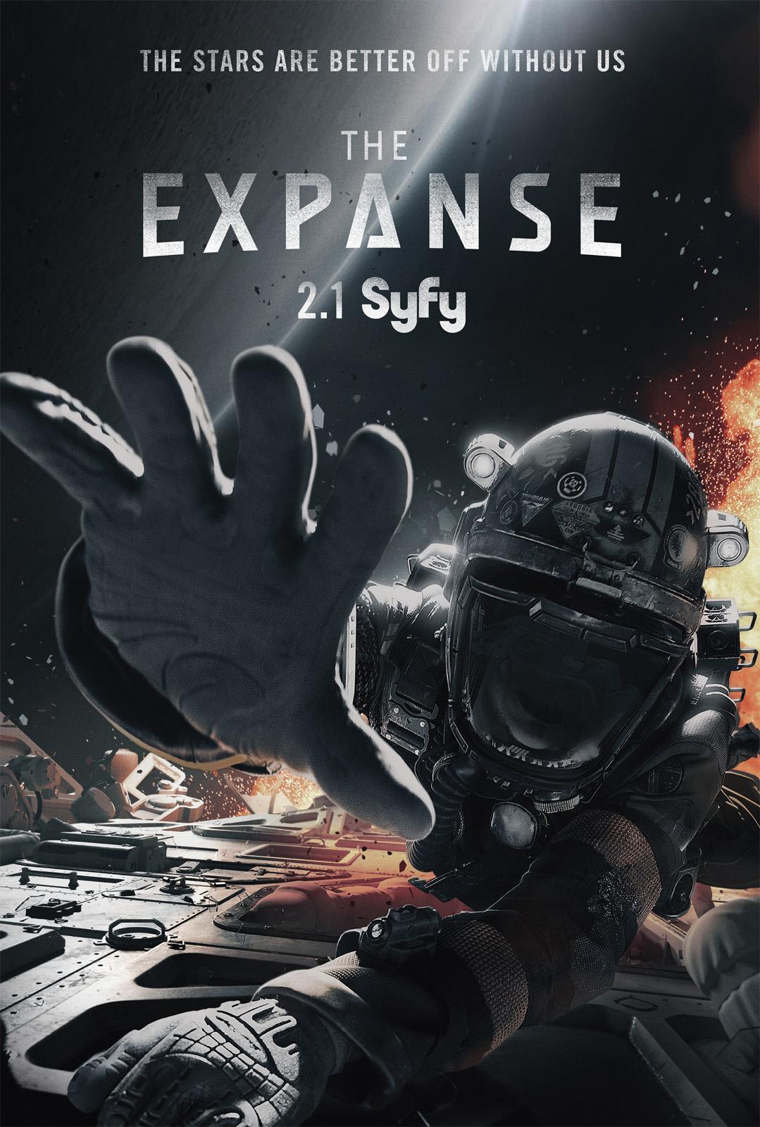 The Expanse Staffeln