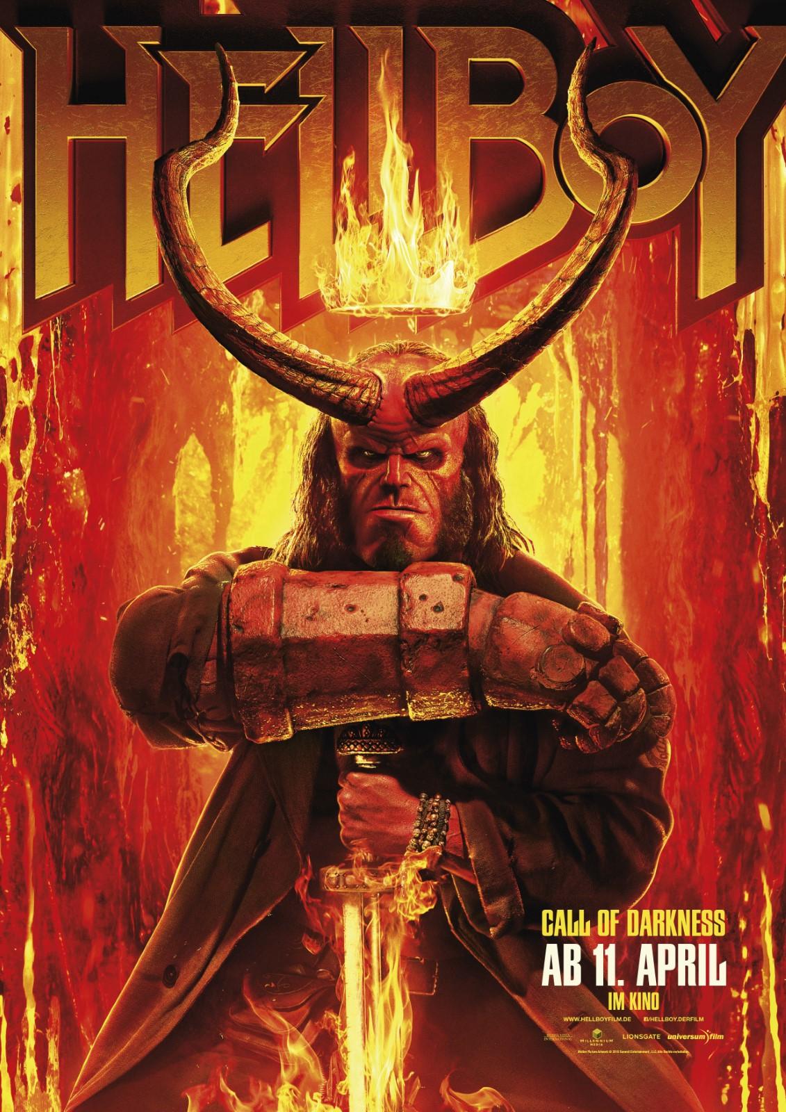 Hellboy 2 Besetzung
