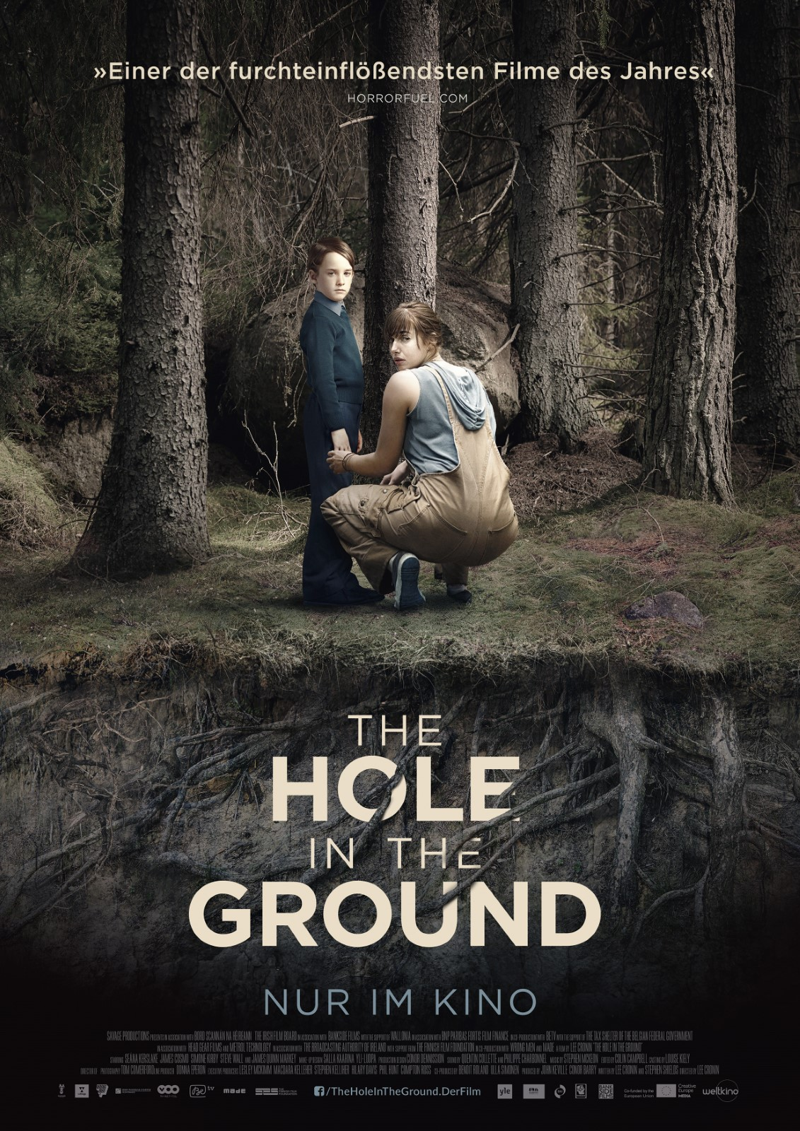 The Hole In The Ground Kritik