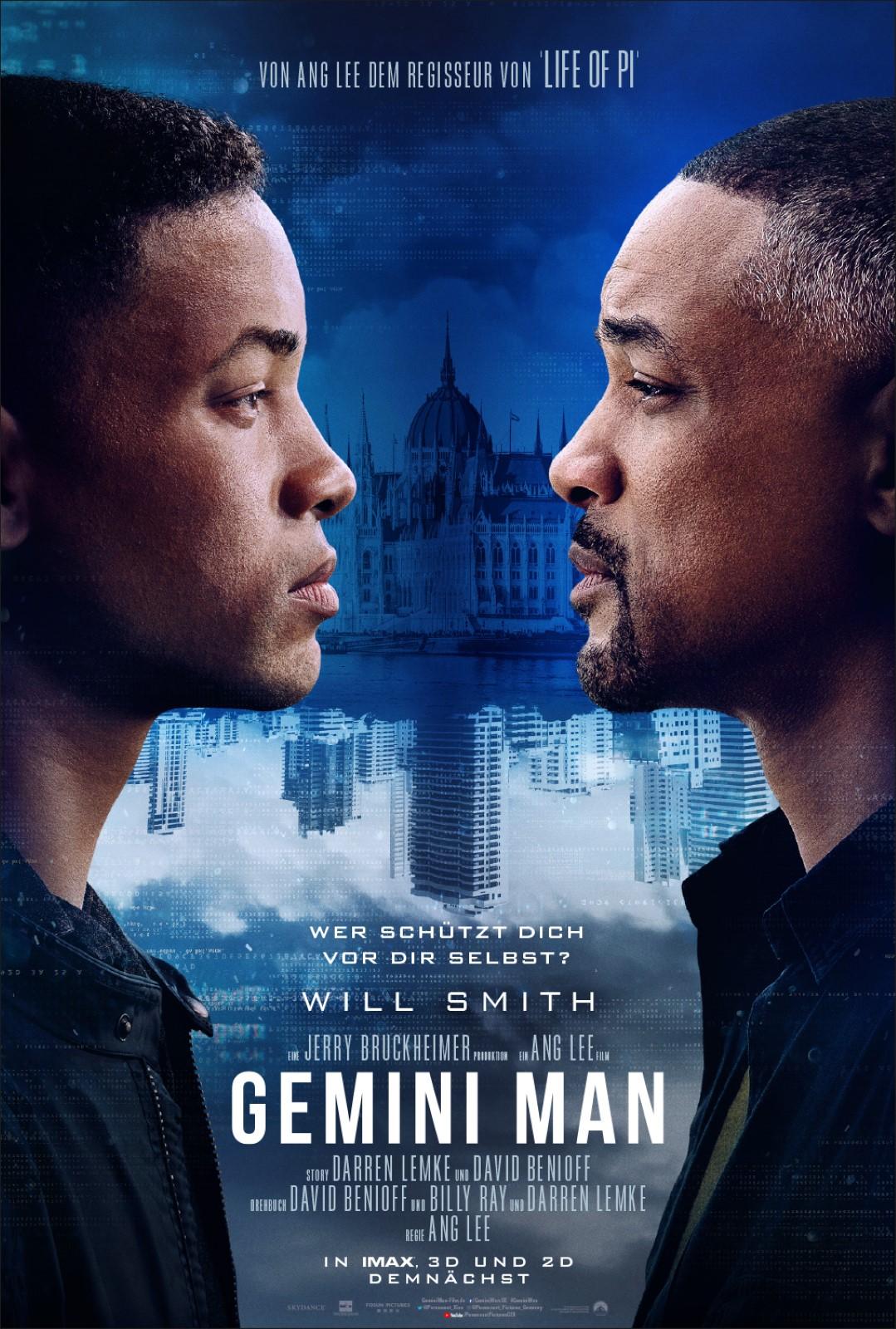 Gemini Man Besetzung