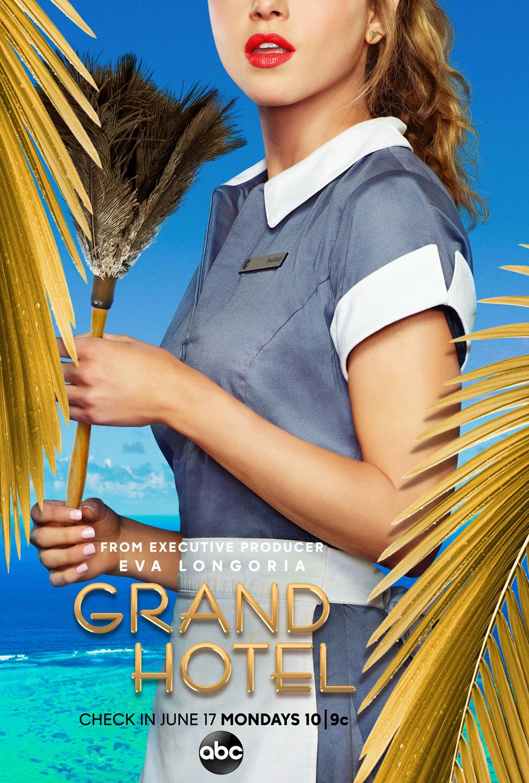 Grand Hotel (Fernsehserie) Besetzung