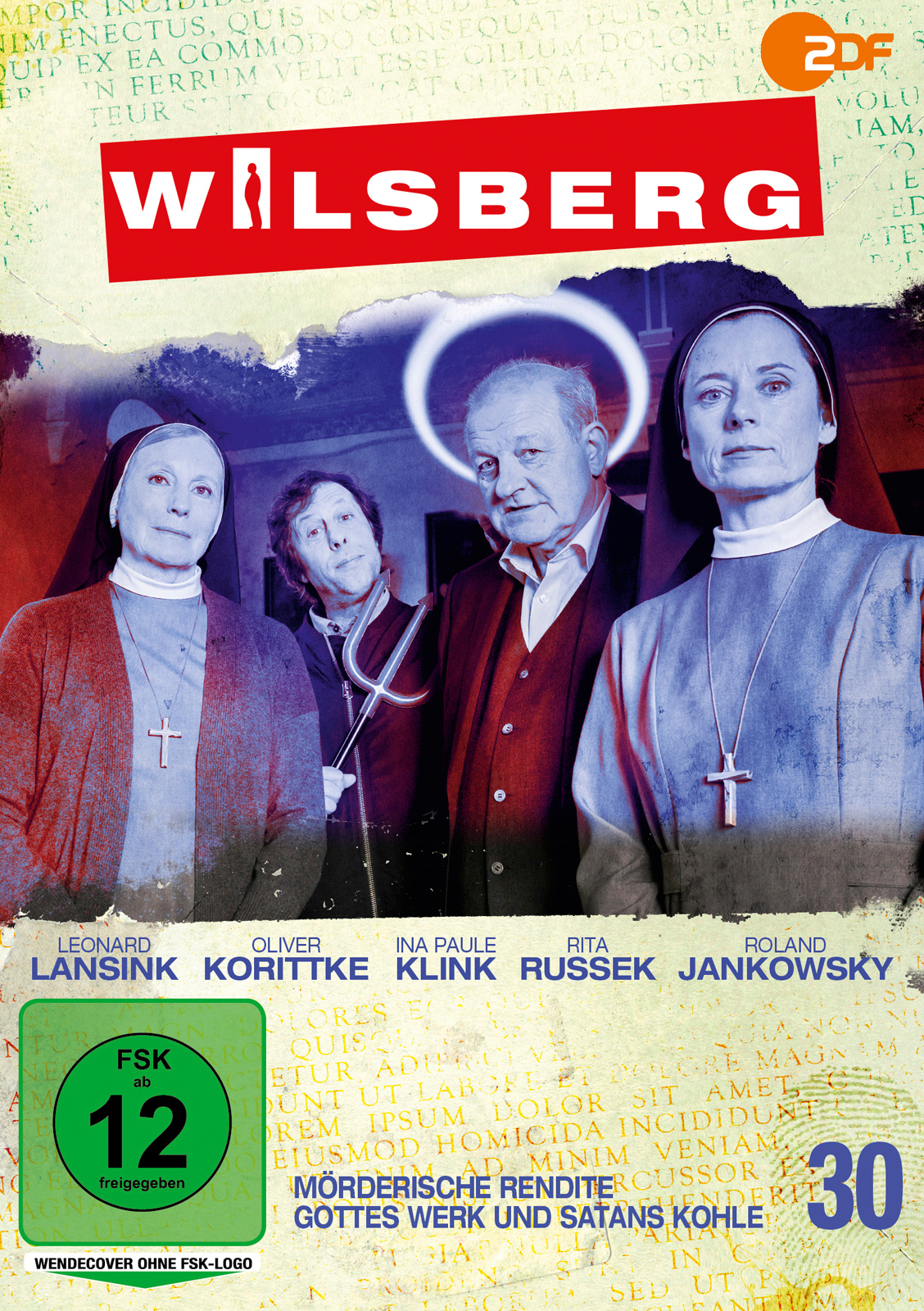 Wilsberg: Gottes Werk Und Satans Kohle