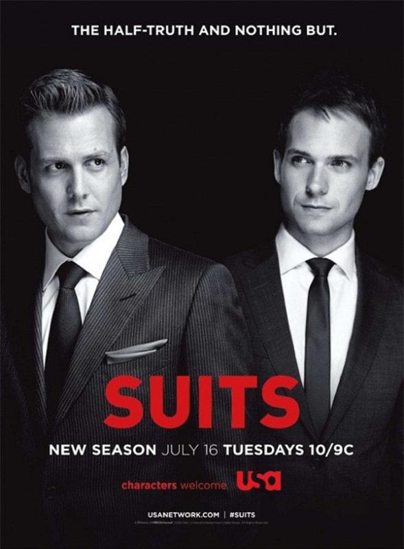 suits episoden
