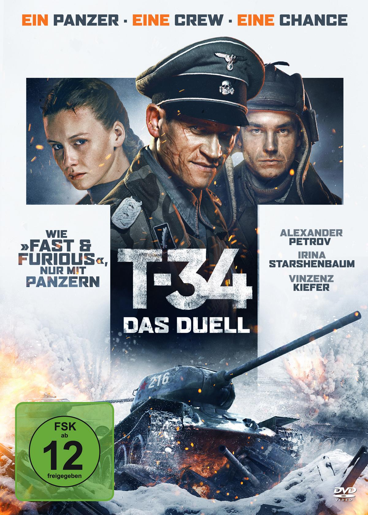 T 34 Film Deutsch
