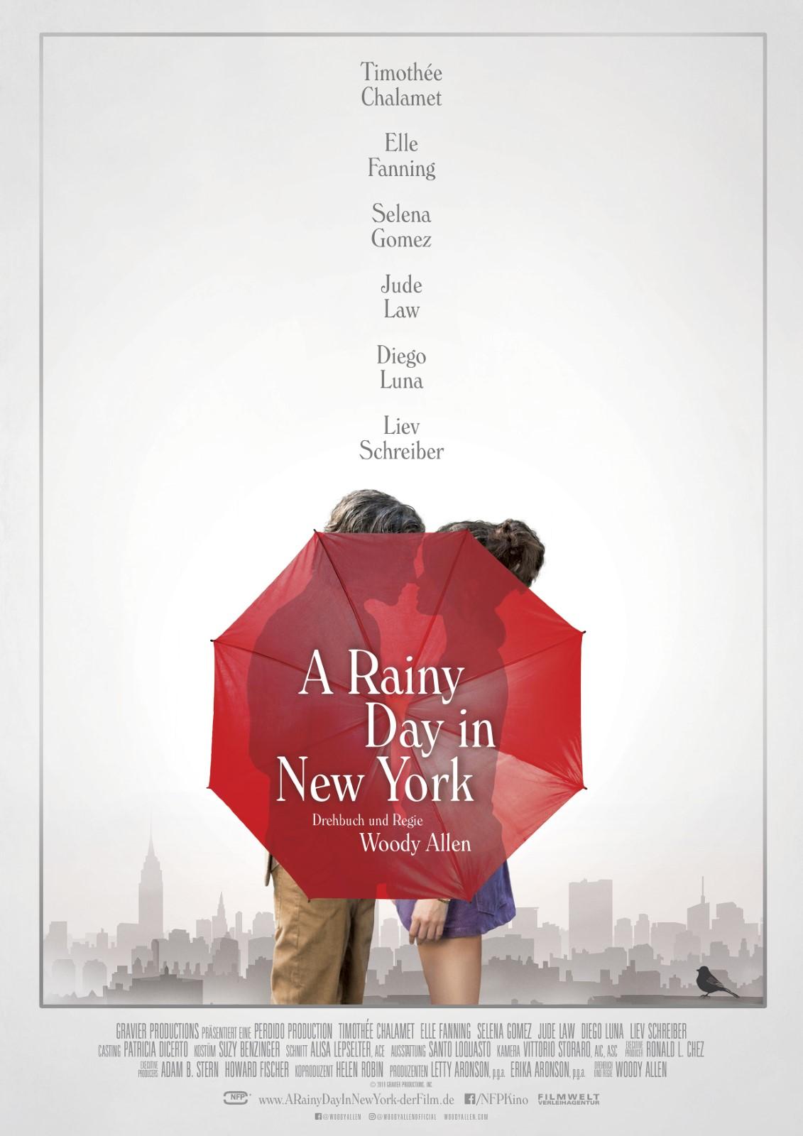 Die Filmstarts-Kritik zu A Rainy Day in New York