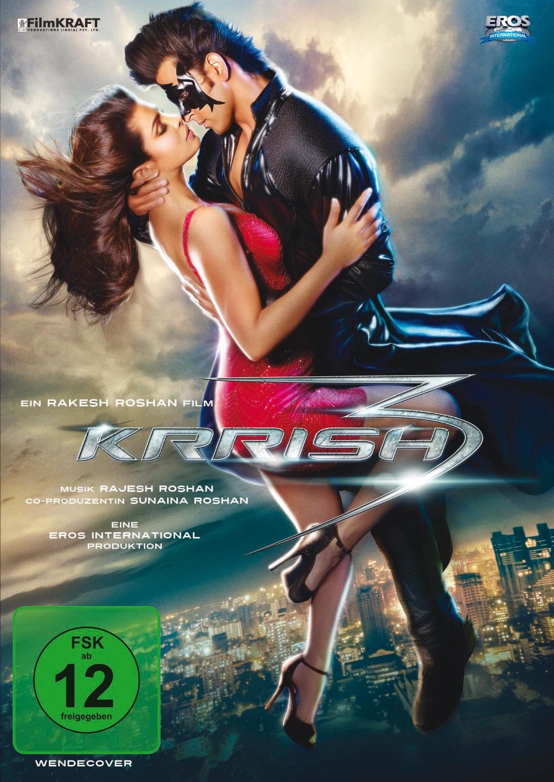 Krrish 3 Film 2013 Filmstarts De