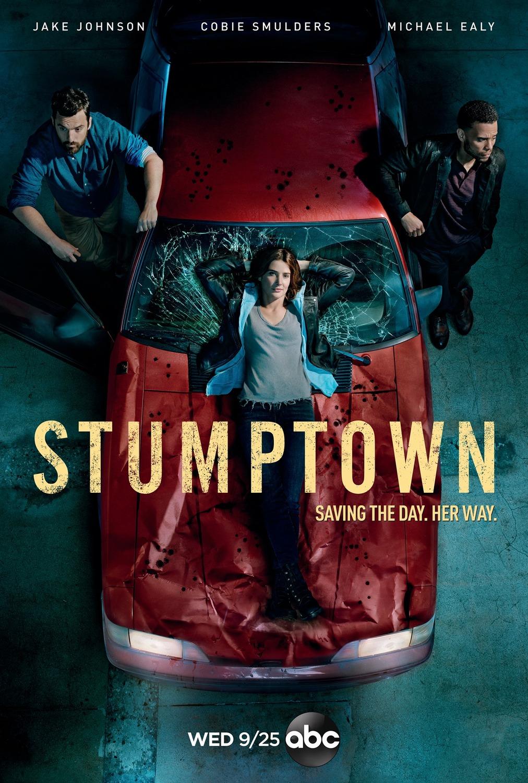 Stumptown Staffel 1