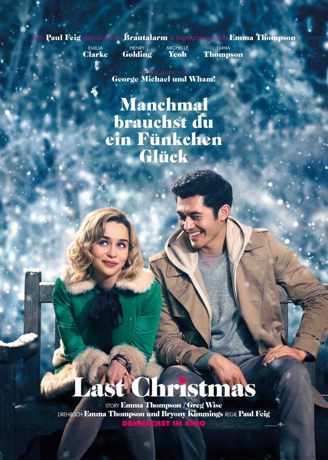 Last Christmas Film 2019 Filmstarts De