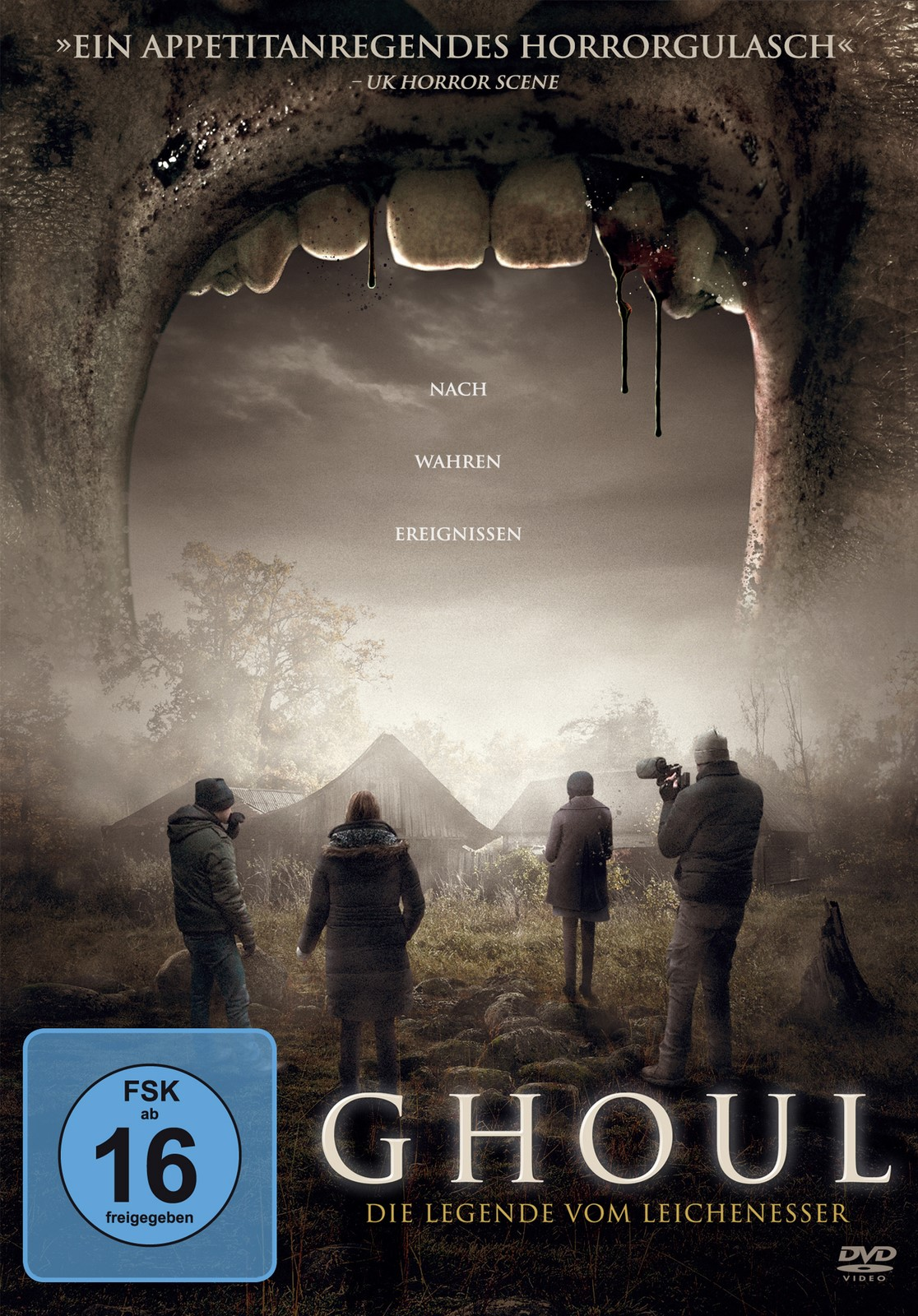 Ghoul Die Legende Vom Leichenesser