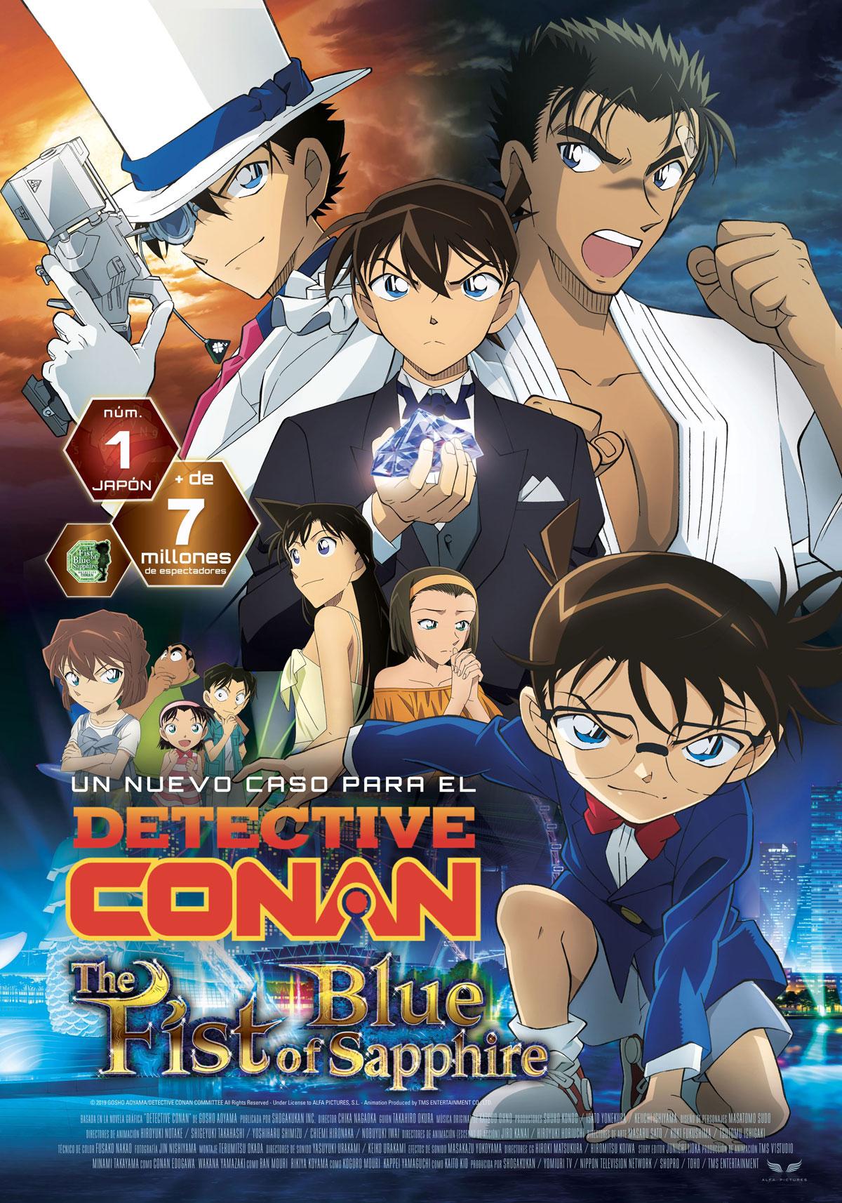 Detektiv Conan Film 23 Stream