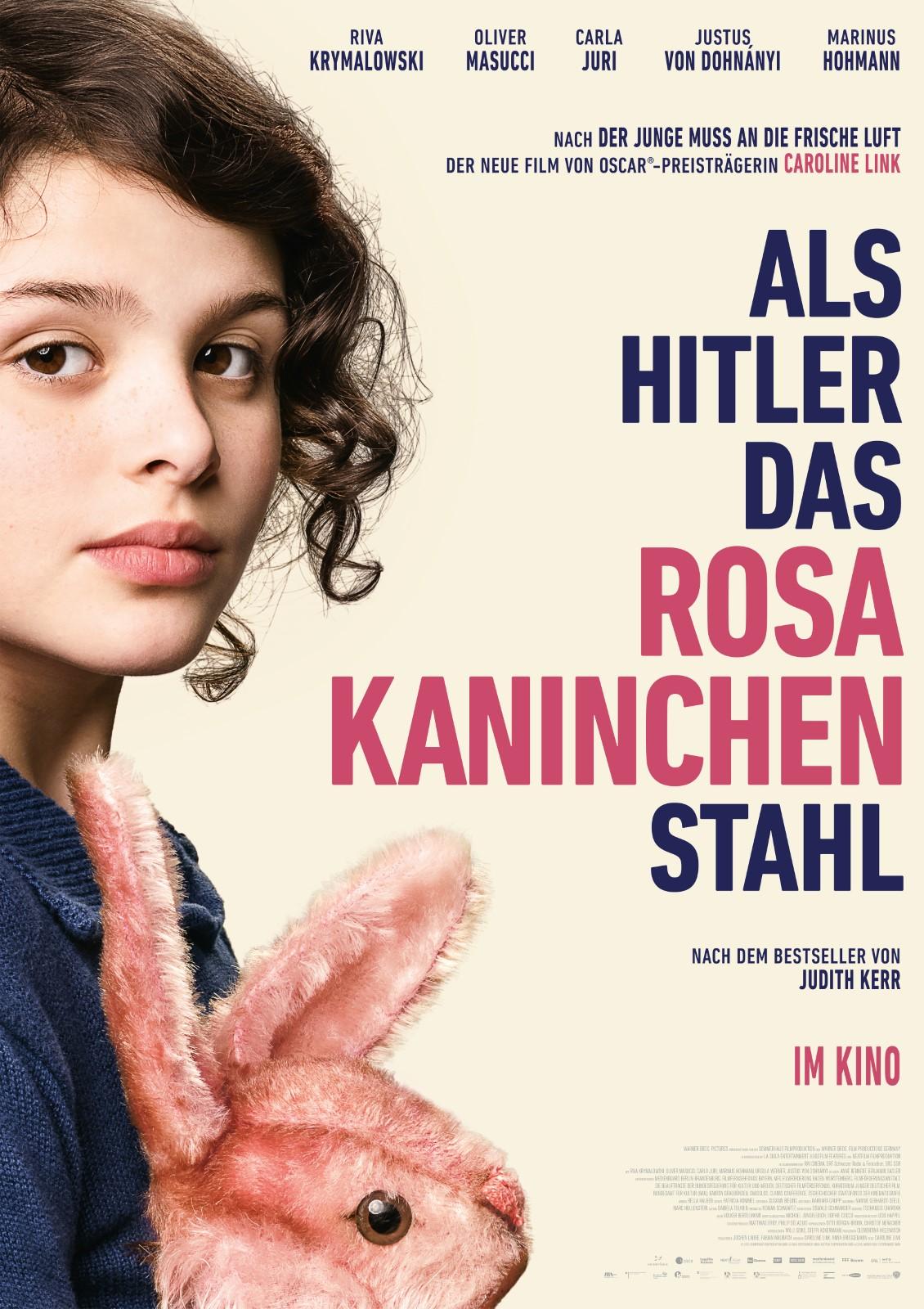 Rosa Kaninchen Film