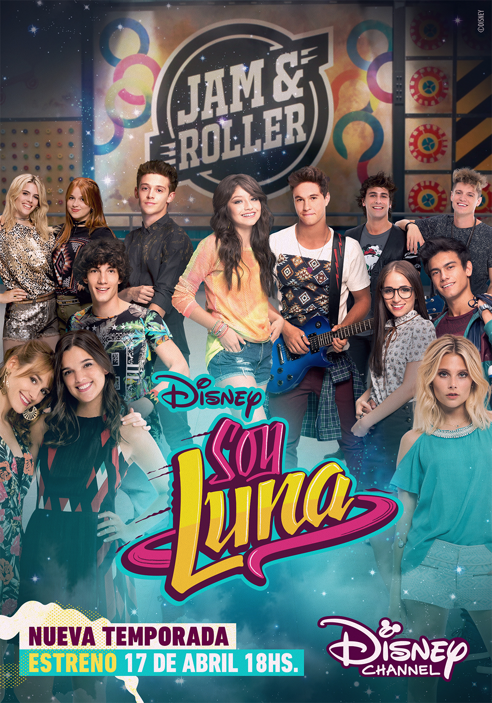 Soy Luna 2 Staffel