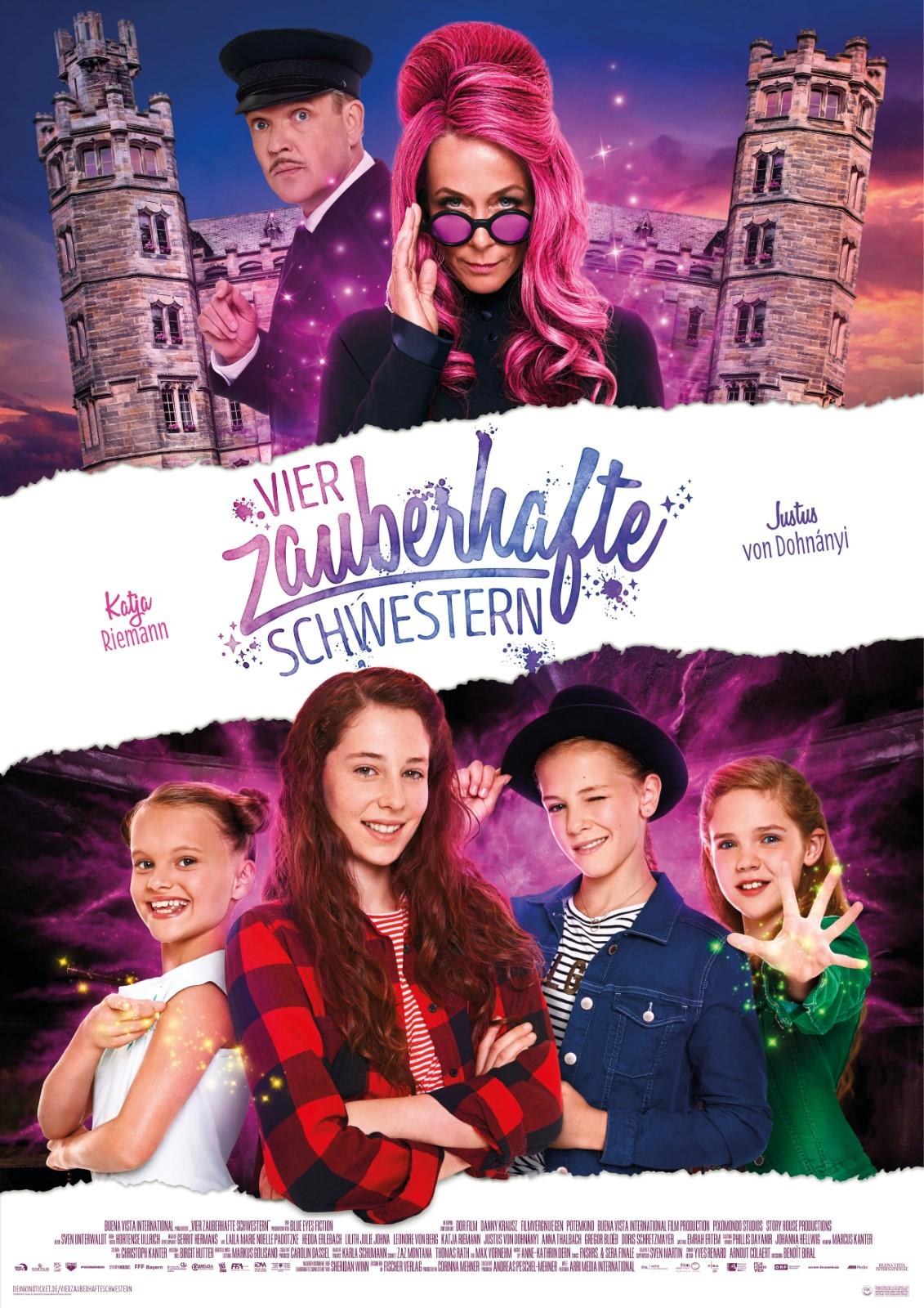 Kino Vier Zauberhafte Schwestern