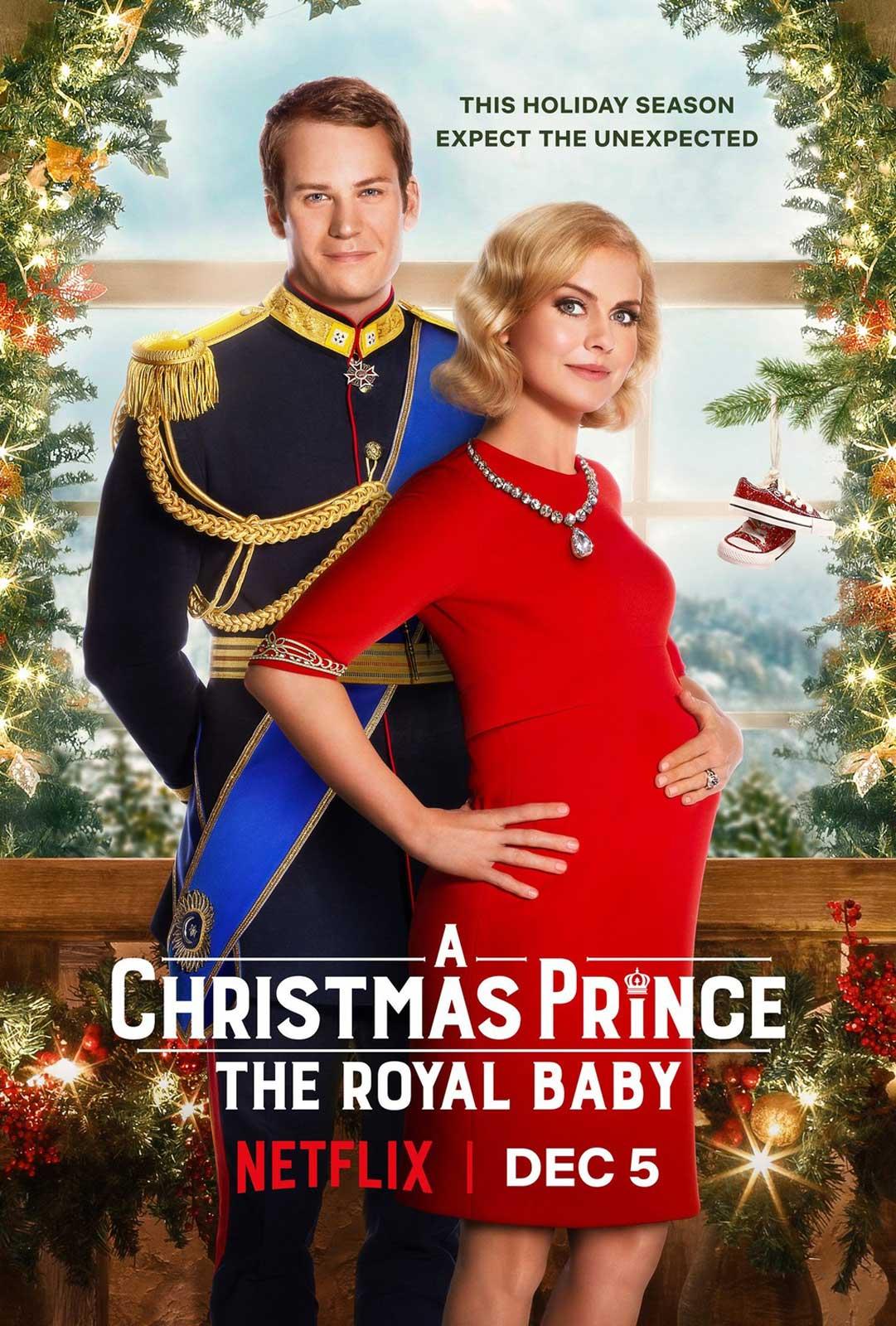 Kritik zu A Christmas Prince 3: The Royal Baby: Netflix' Weihnachts-Hit geht in die nächste ...