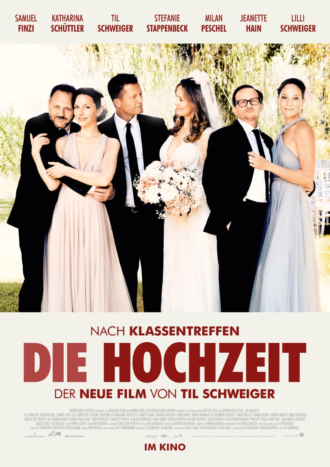 Die Hochzeit - Film 2020 - FILMSTARTS.de