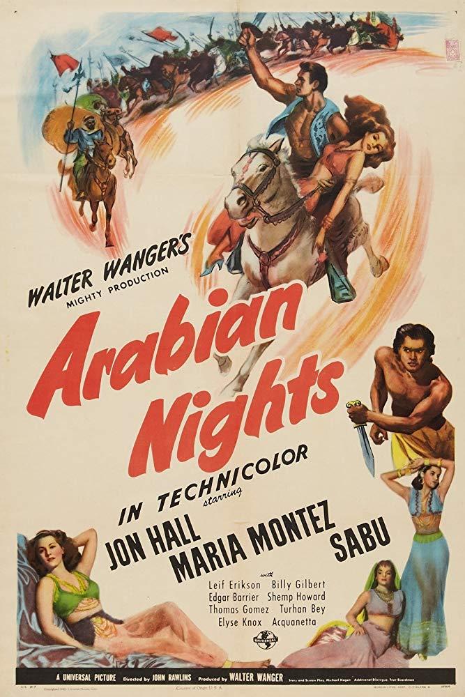 Arabische Nächte Und Tage