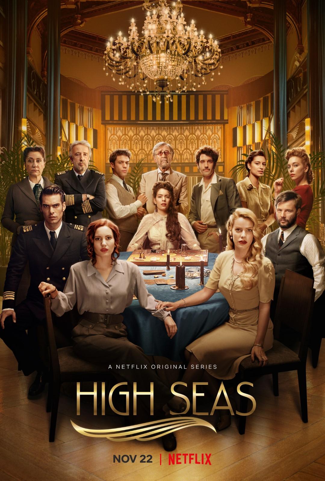 High Seas Serie