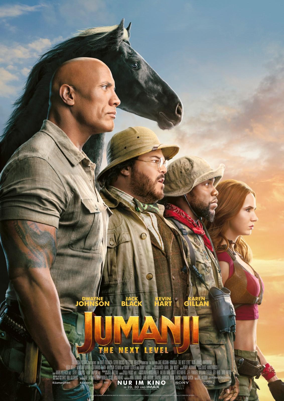 Jumanji 2 Film 2019