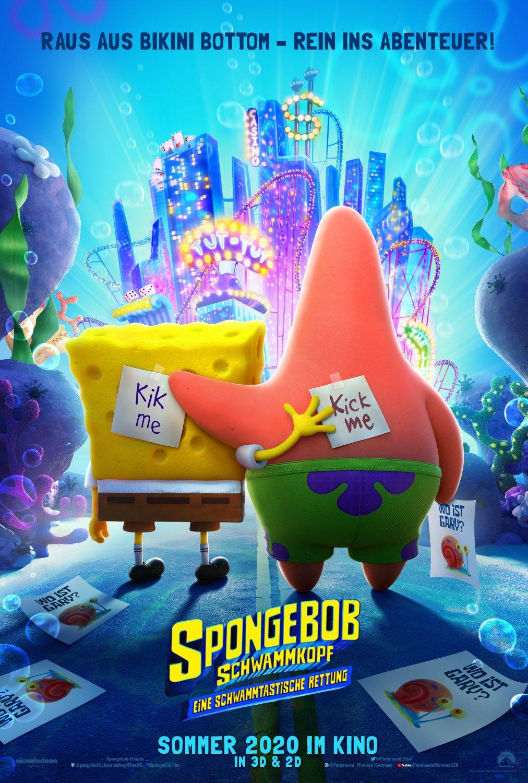 Spongebob Schwammkopf Der Film Anschauen Kostenlos