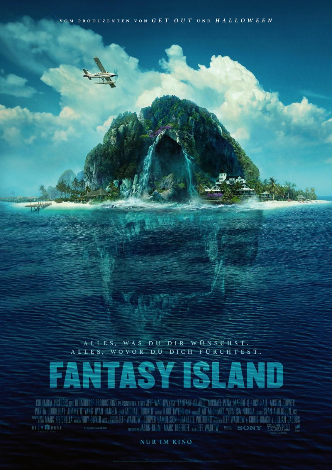 Der Schwan Film Island