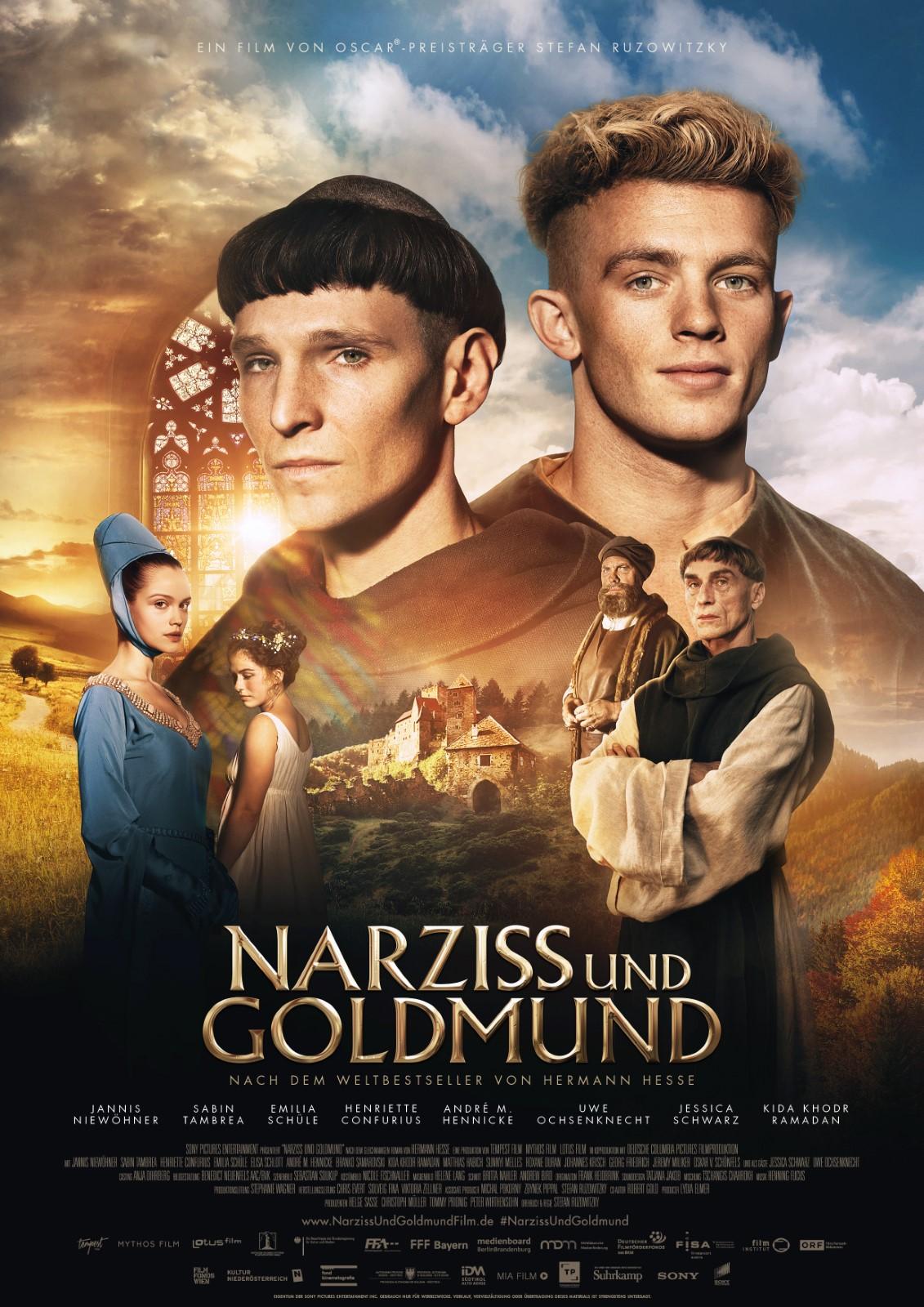 Filmplakat: Narziss und Goldmund (2020) - Plakat 2 von 5 ...