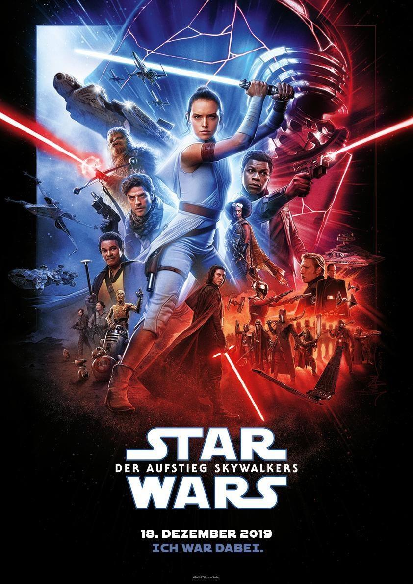 Star Wars Der Aufstieg Skywalkers Kino