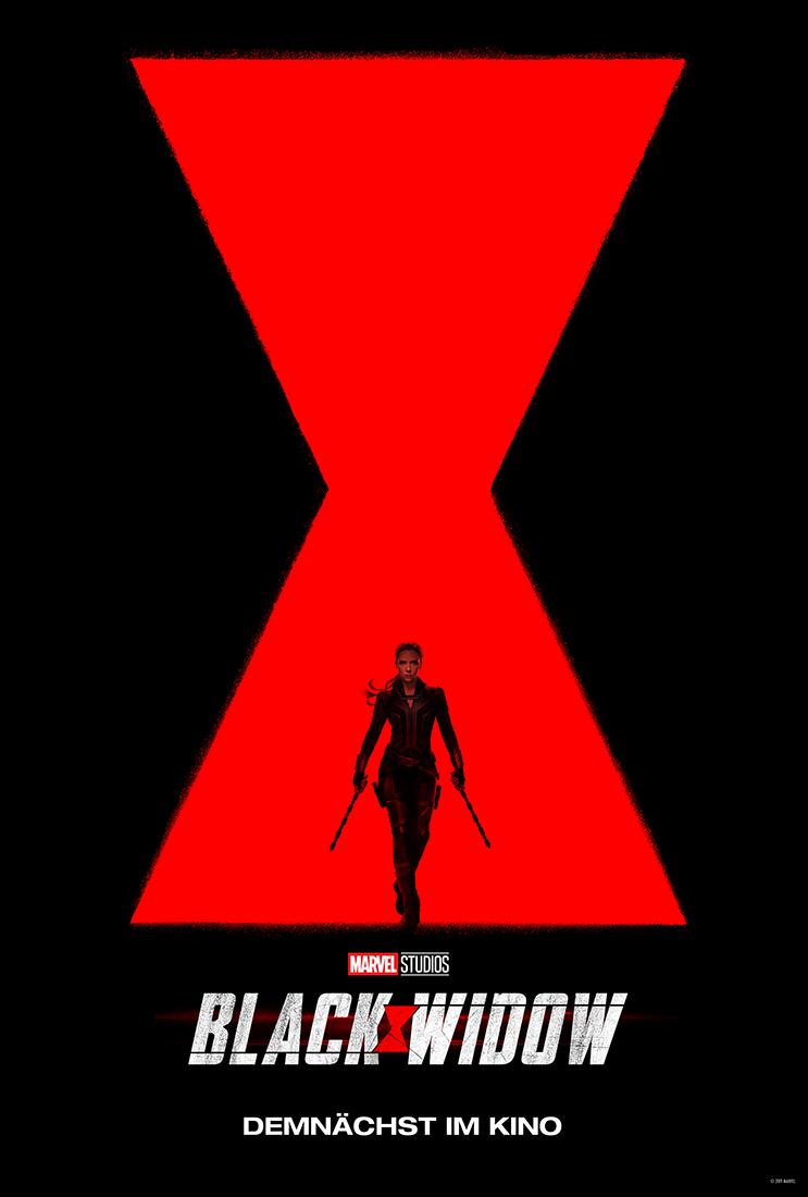 Black Widow Besetzung