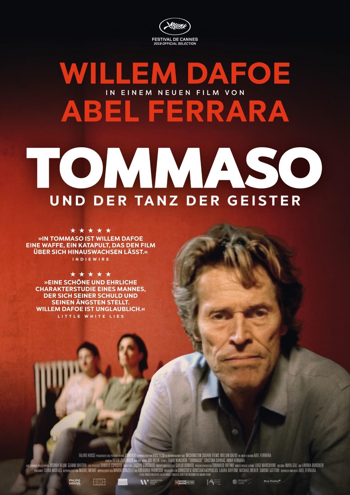 Tommaso Und Der Tanz Der Geister Film 2019 Filmstarts De