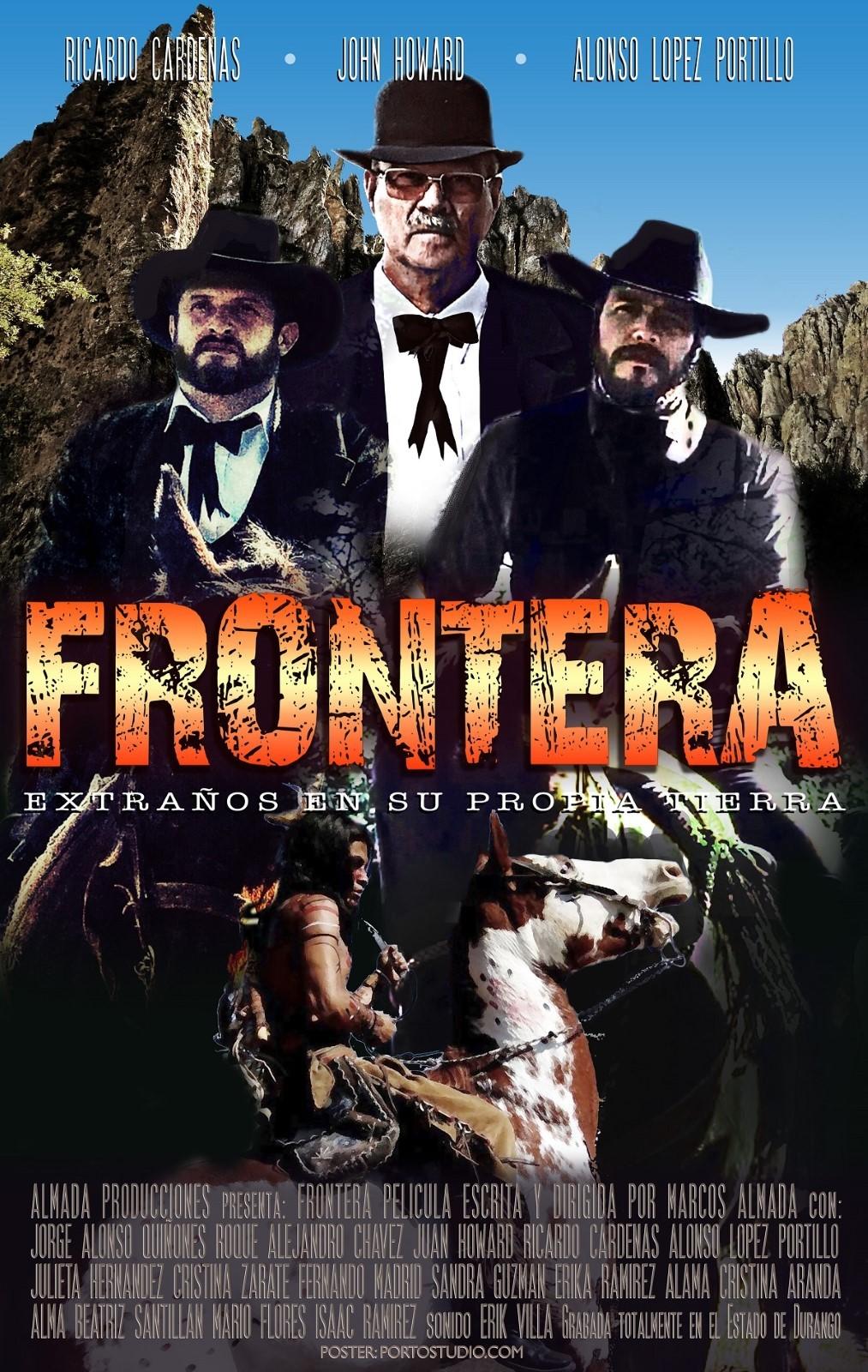 Frontier Besetzung