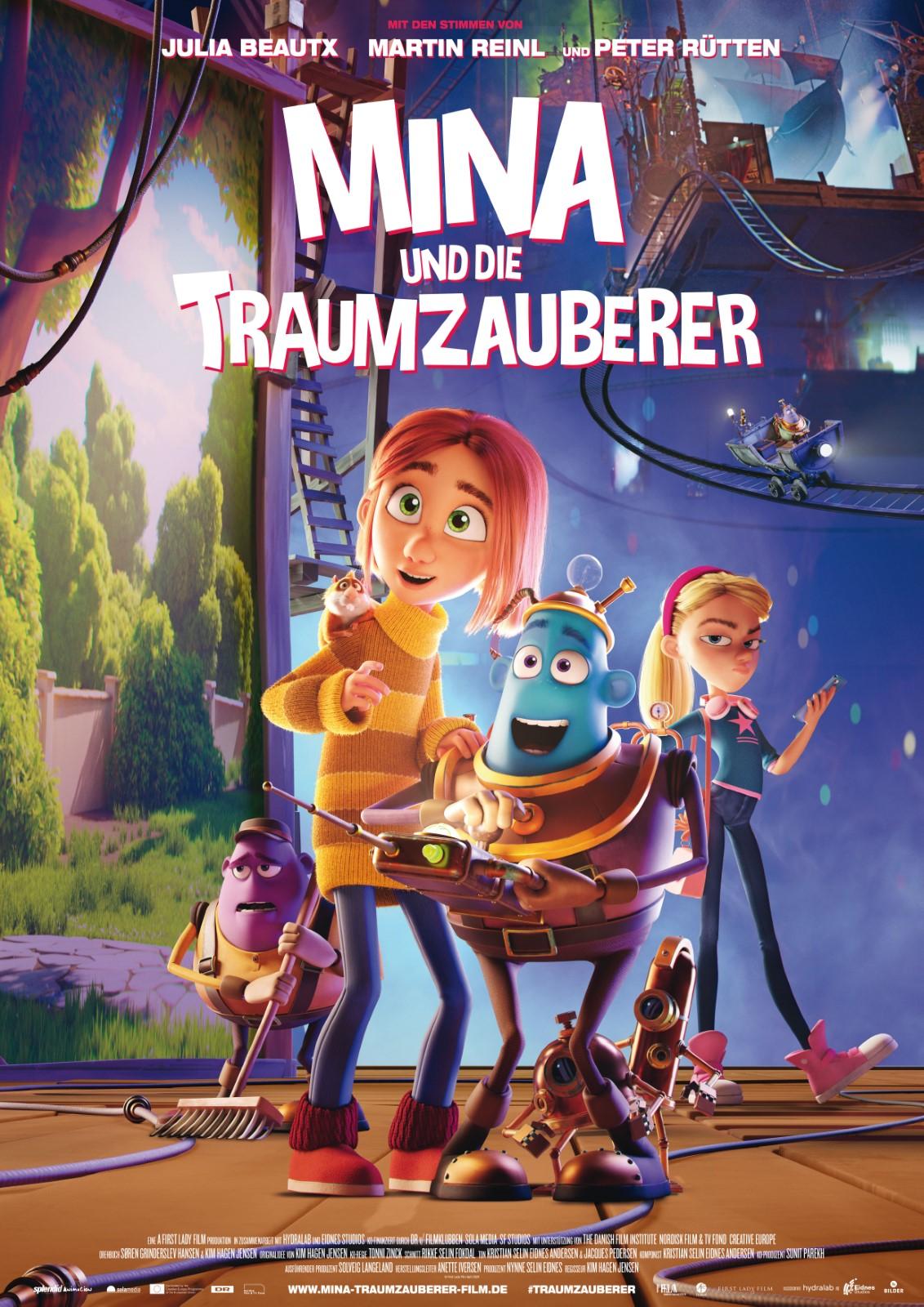 Mina und die Traumzauberer - Kinderfilmwelt