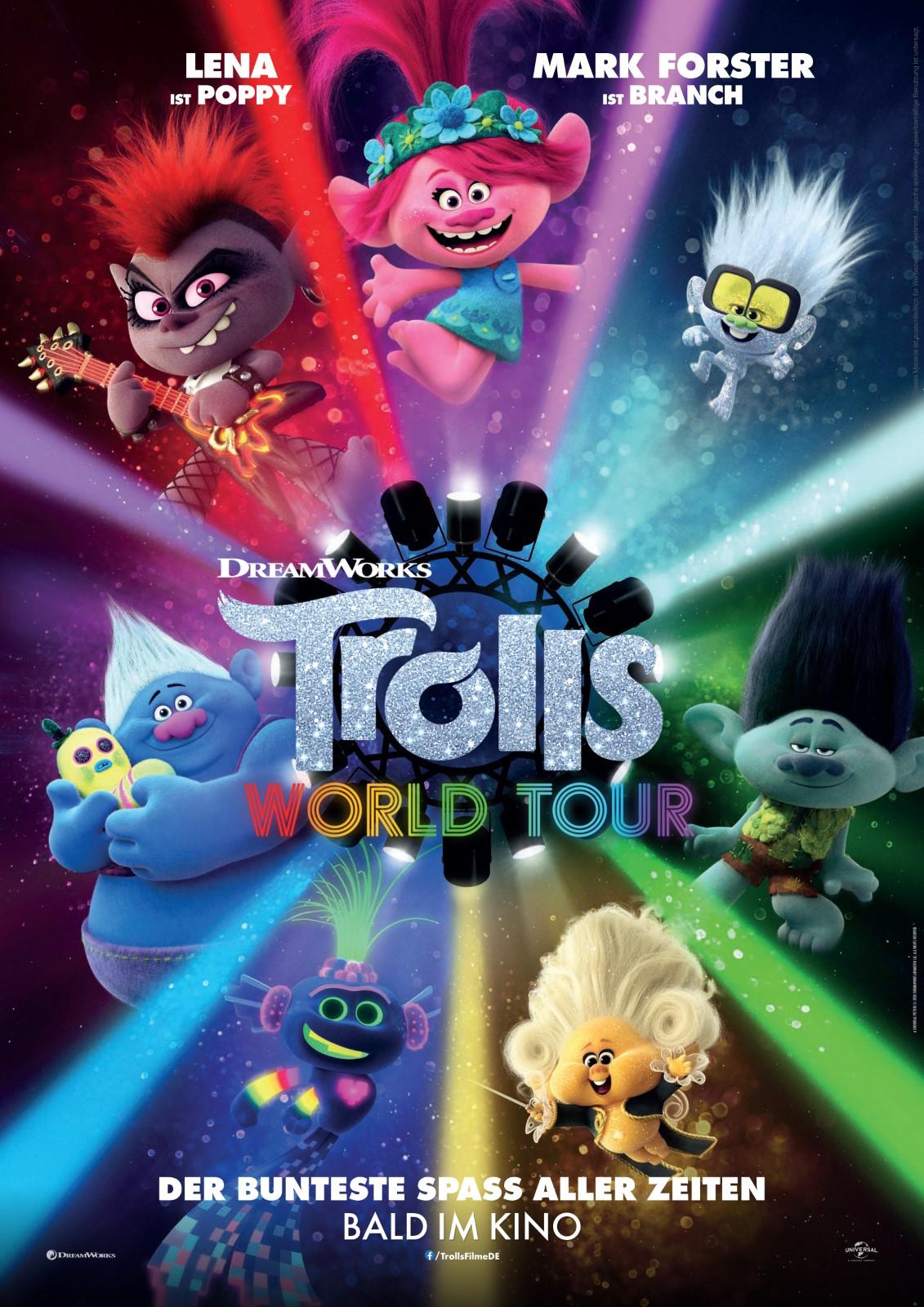 Kritik Zu Trolls 2 Trolls World Tour Der Infinity War Der Musikrichtungen Filmstarts De