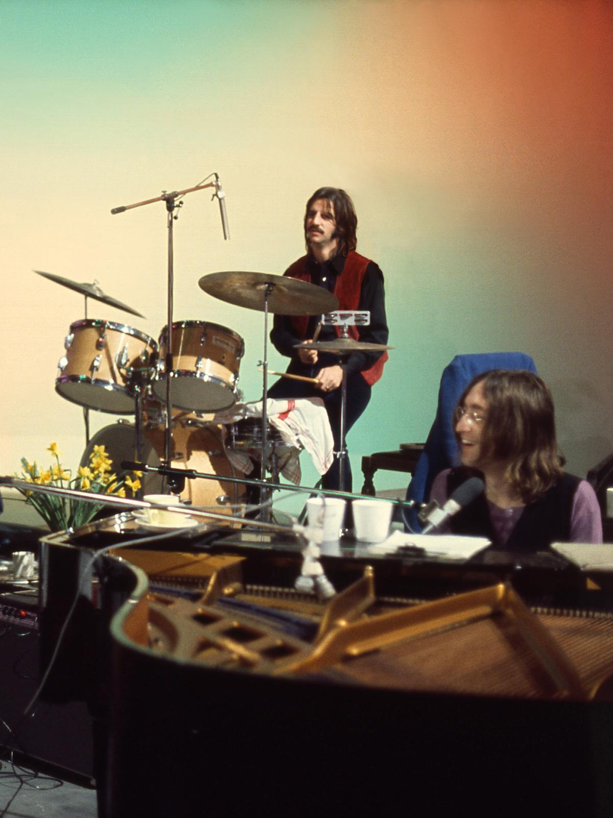 Beatles Film 2021