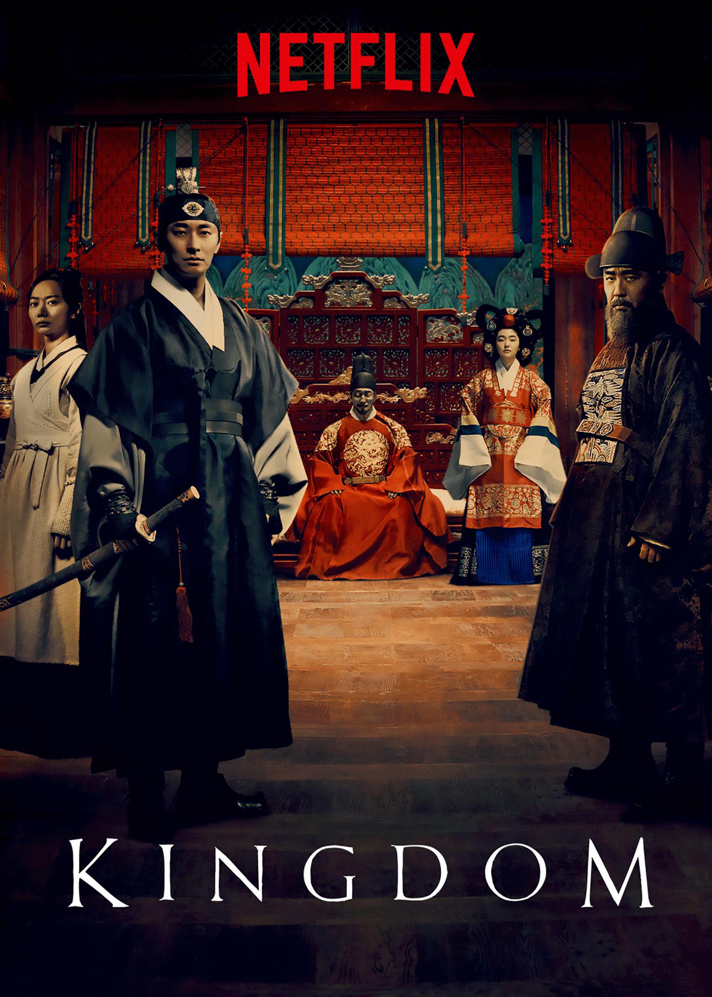 Kingdom Serie Staffel 2