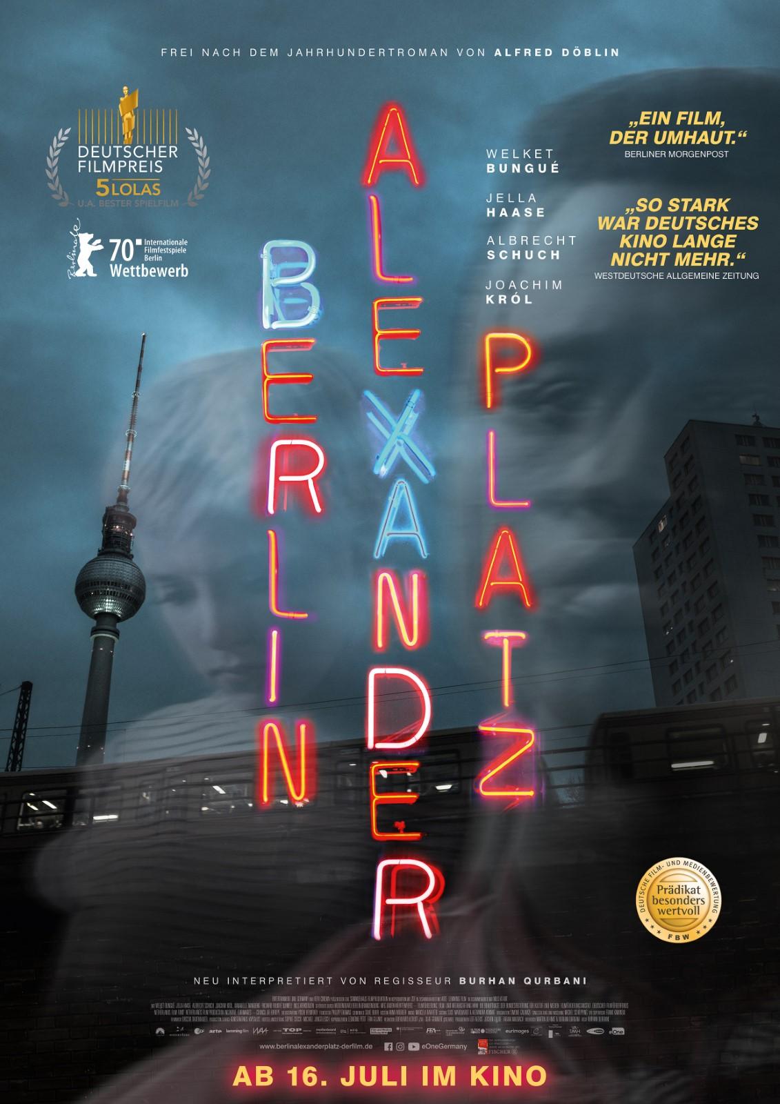 Kinoprogramm Alexanderplatz