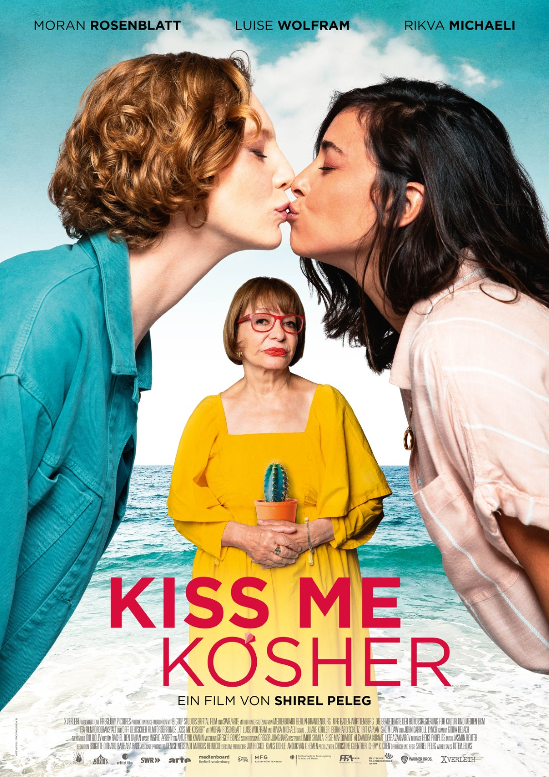 Kiss me kosher! - Film 2019 - FILMSTARTS.de