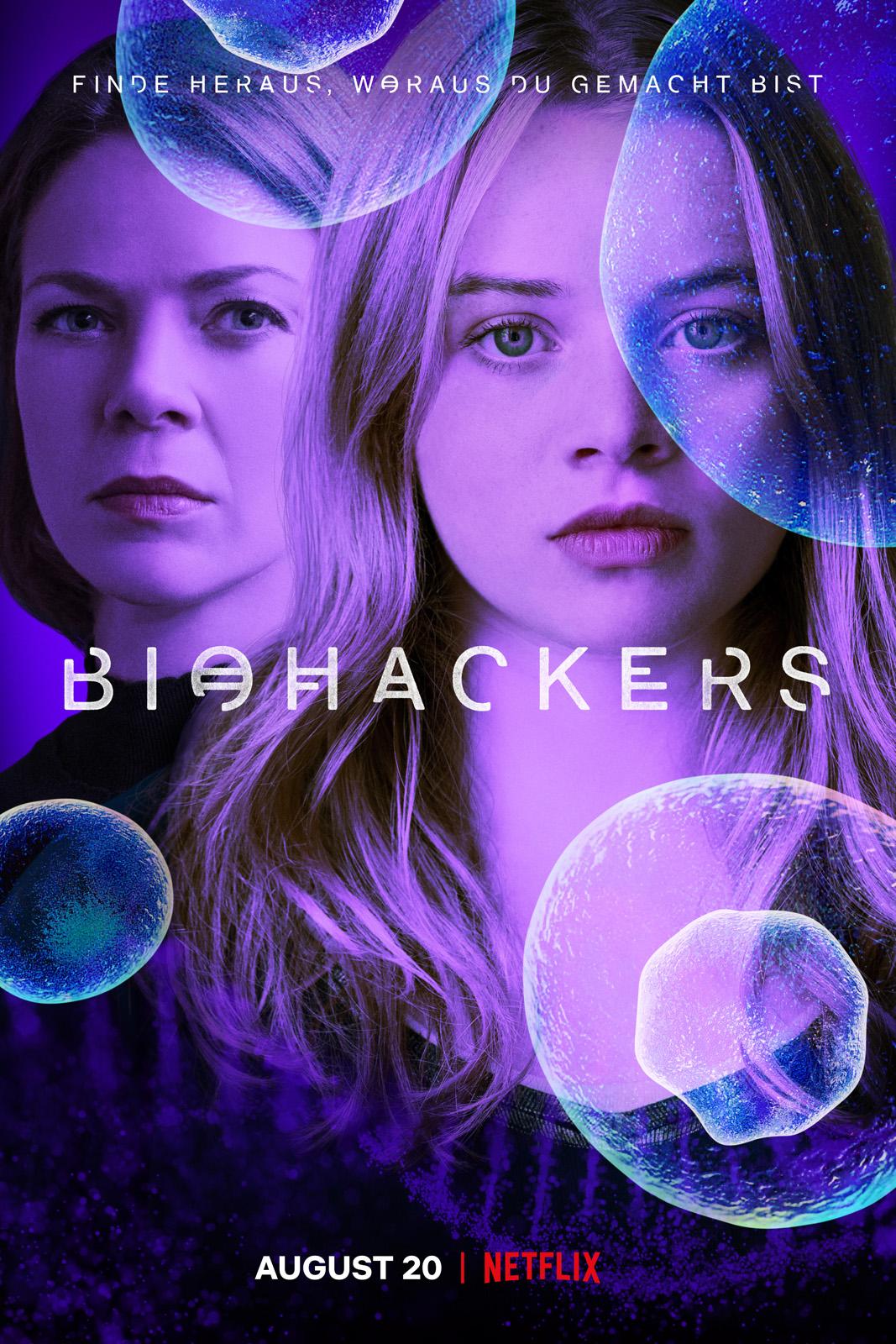 Serie Biohackers