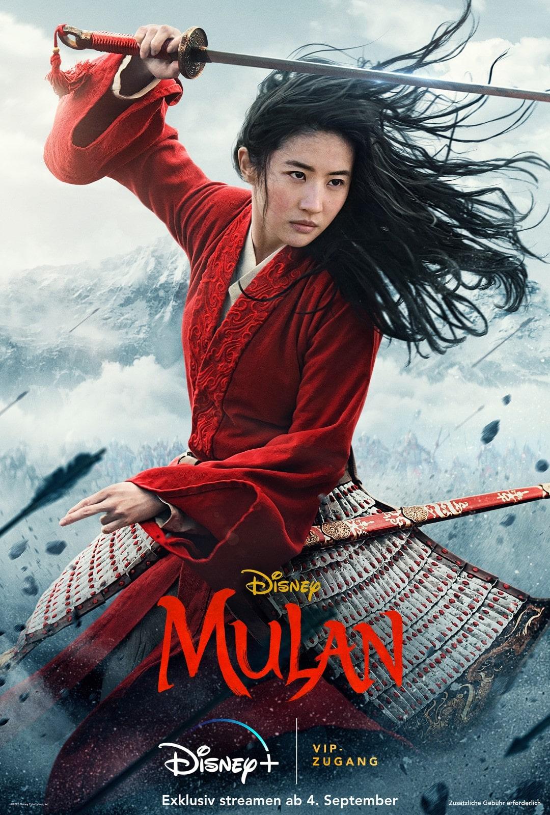 Mulan Filme