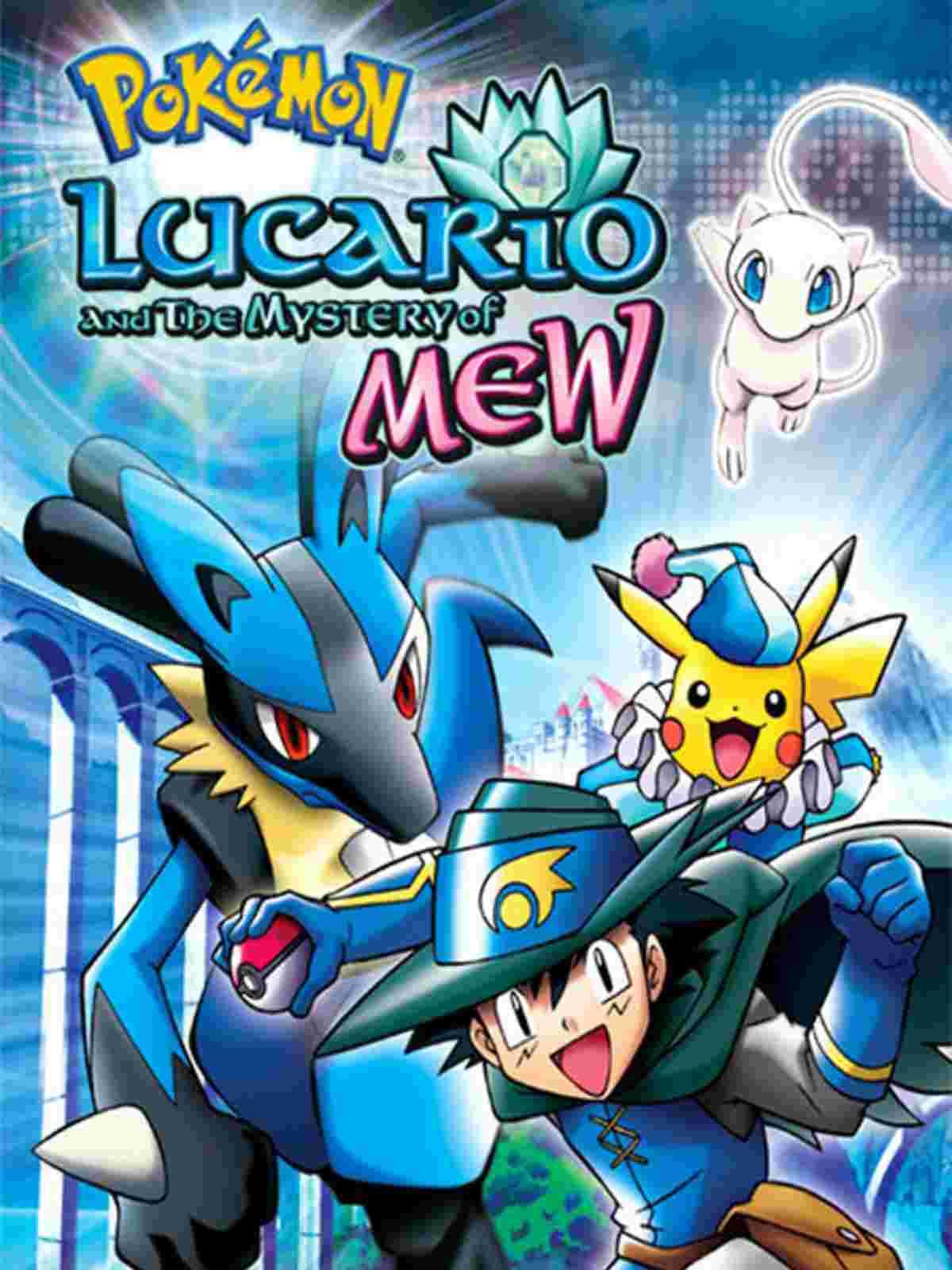 Pokemon Lucario Und Das Geheimnis Von Mew Stream