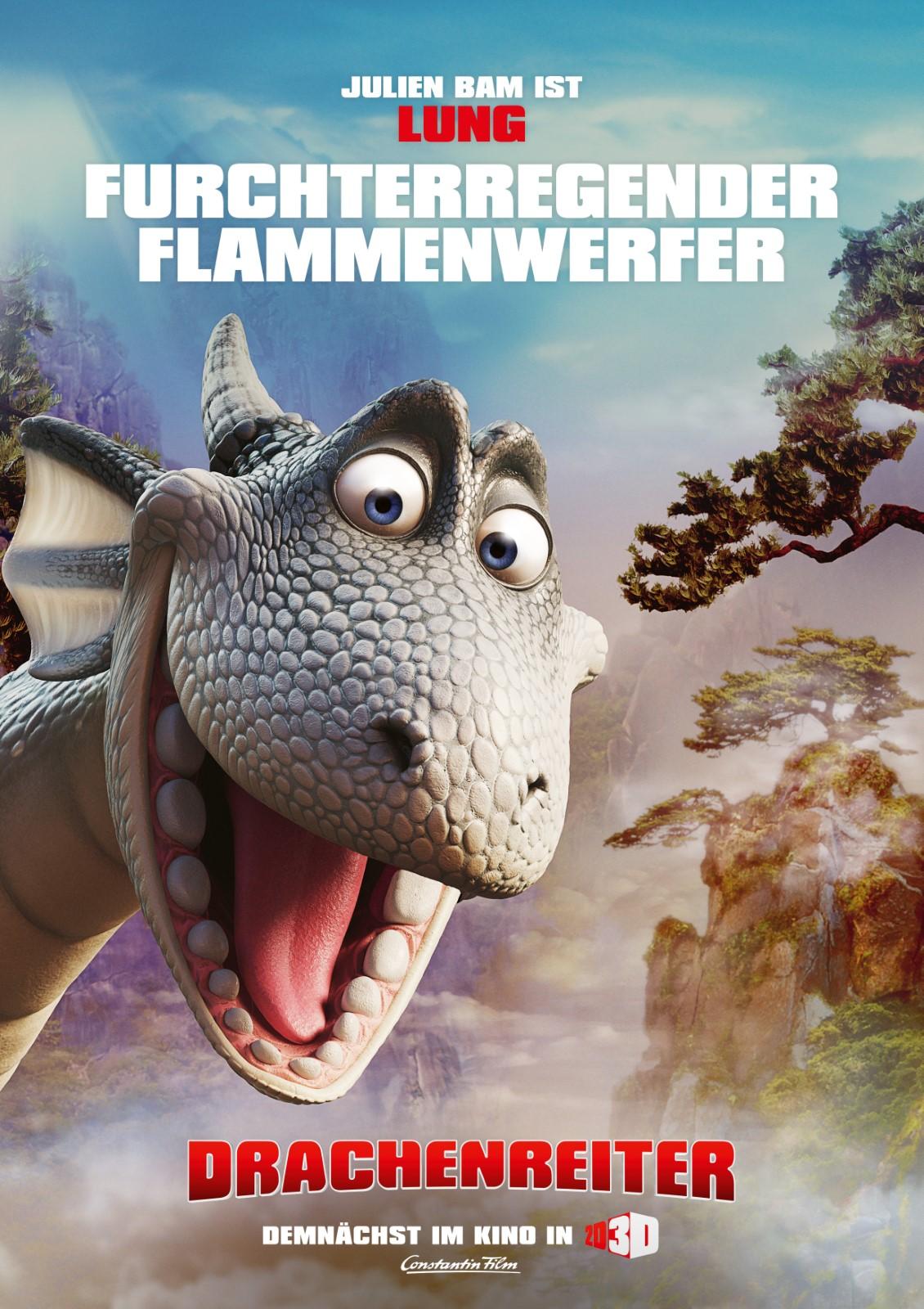 Drachenreiter Film
