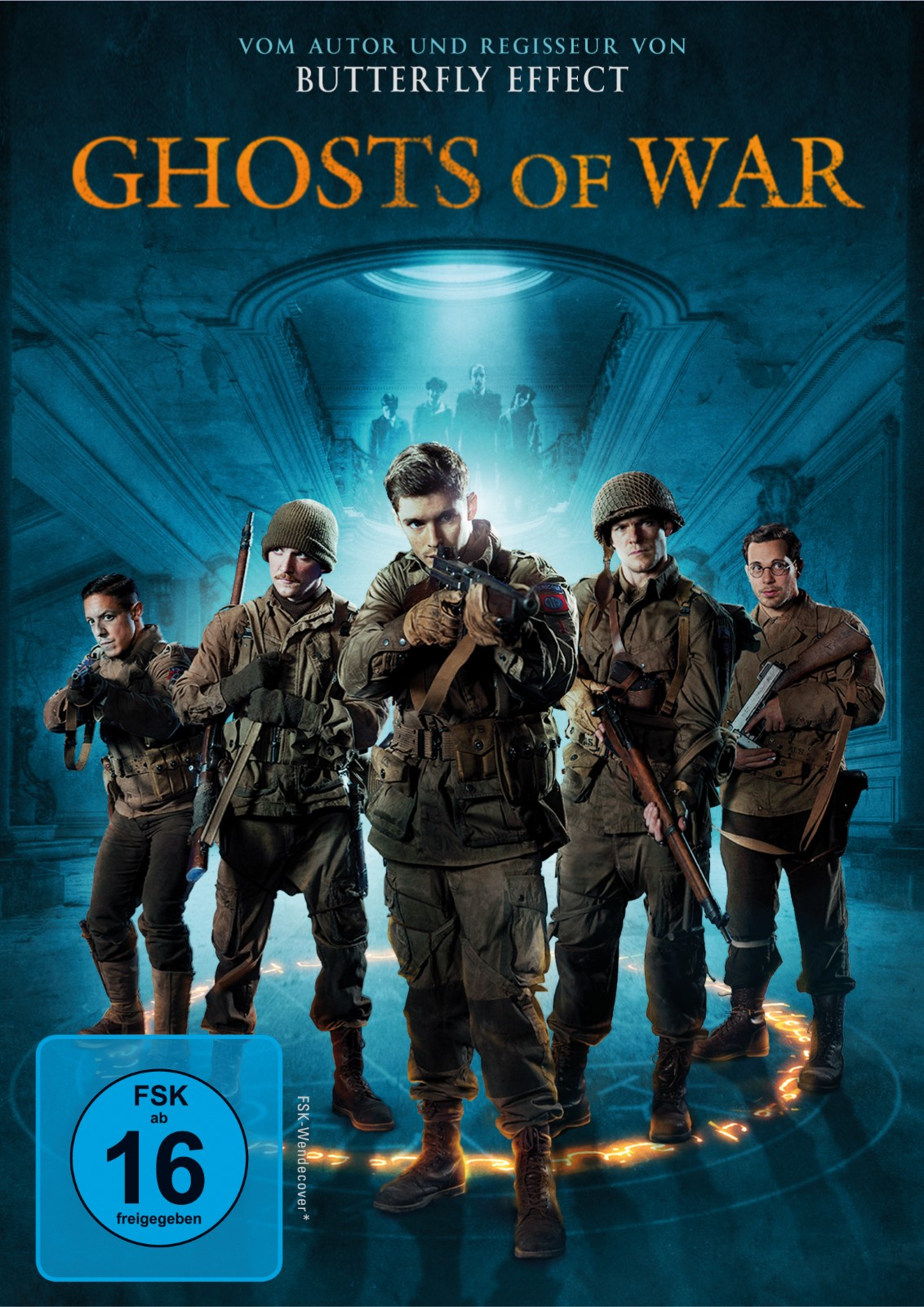 Ghost Wars Kritik
