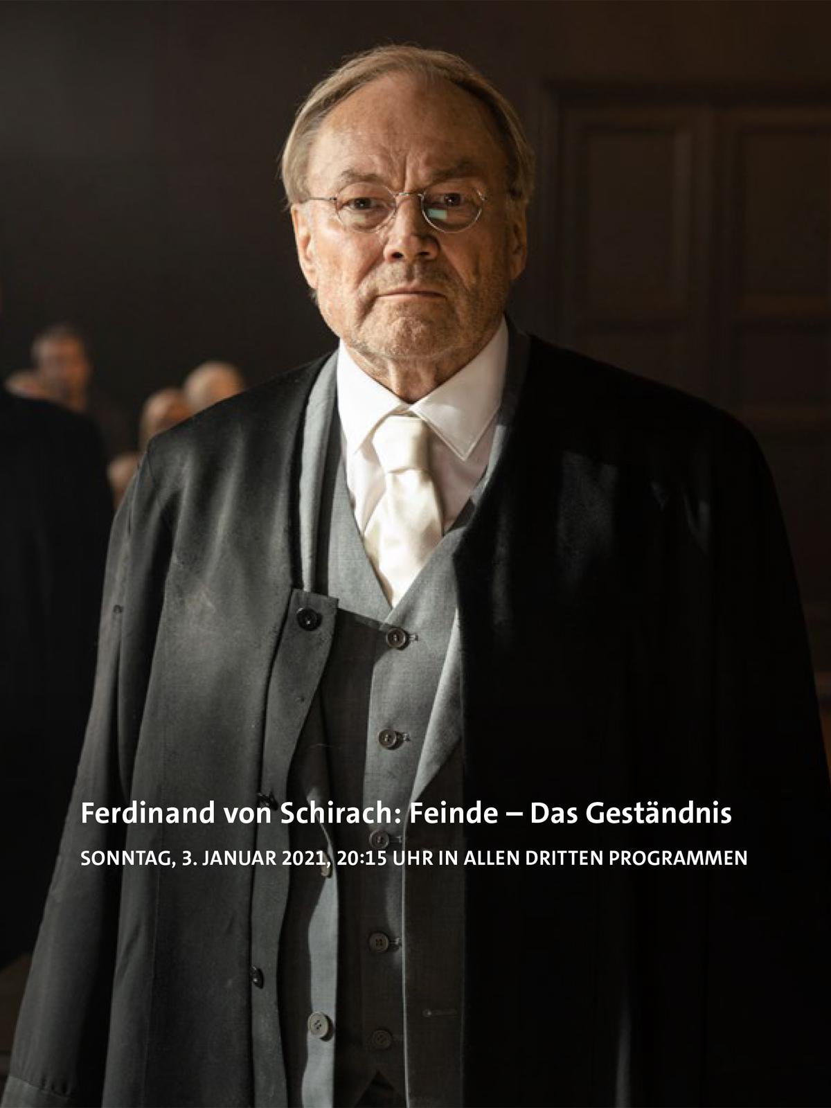 Ferdinand Von Schirach Glück
