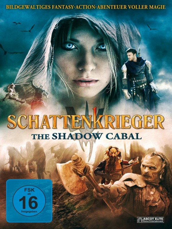 schattenkrieger the shadow cabal film 2013. Black Bedroom Furniture Sets. Home Design Ideas