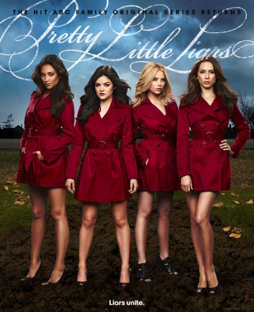 Pretty Little Liars Staffel 4 Auf Deutsch