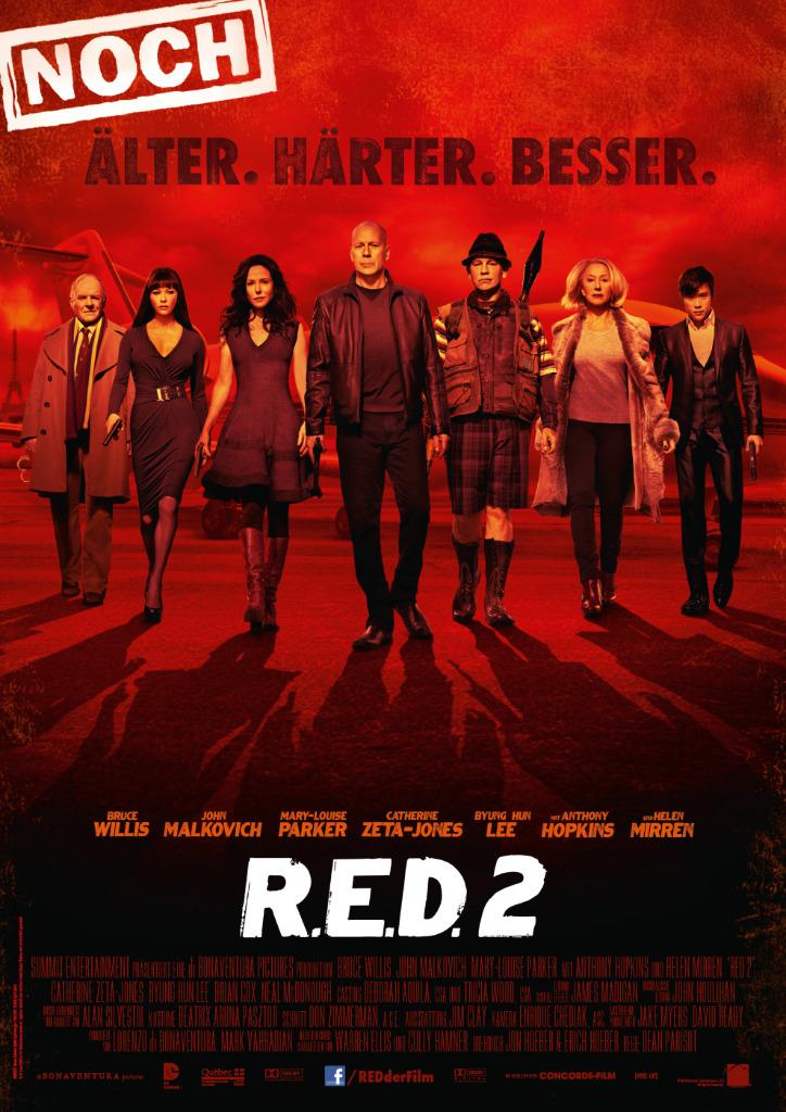 Red 2 Besetzung