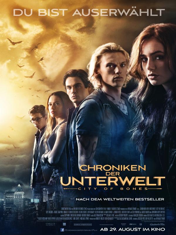 Chroniken Der Unterwelt City Of Bones Trailer
