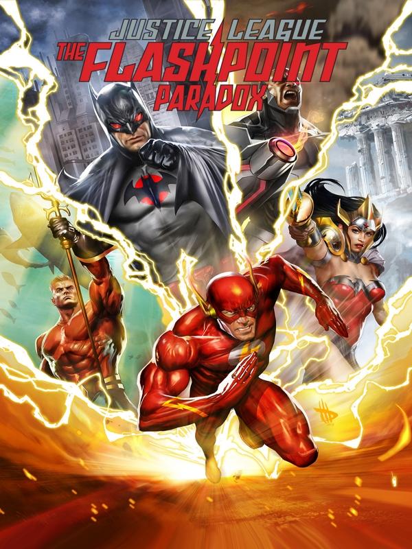 justice league flashpoint paradox deutsch