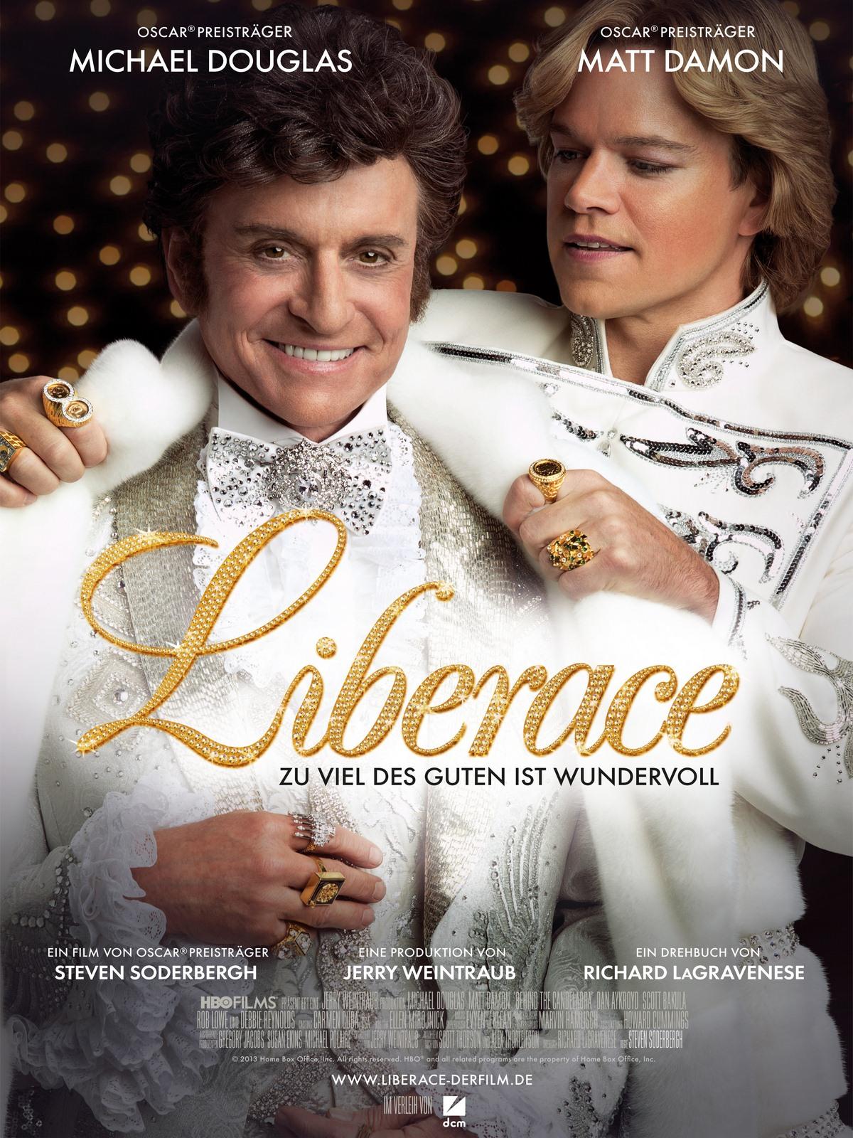 Liberace Zuviel Des Guten Ist Wundervoll