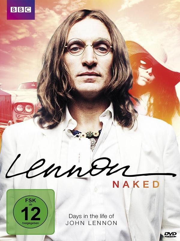 Lennon Naked - Days in the Life of John Lennon Trailer OV