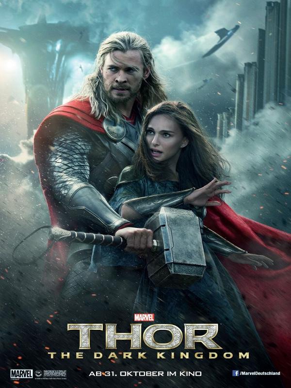 thor – the dark kingdom besetzung